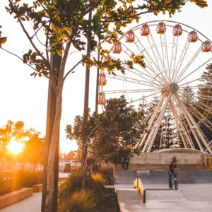 Is Fremantle a good spot to stay when visiting Perth?